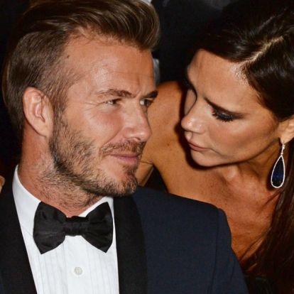 Ő volt az első sztárpasi Victoria Beckham életében