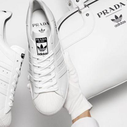 Az első képek a Prada és az Adidas szerelemgyerekeiről | Elle magazin
