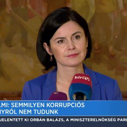Kunhalmi: Semmilyen korrupciós botrányról nem tudunk