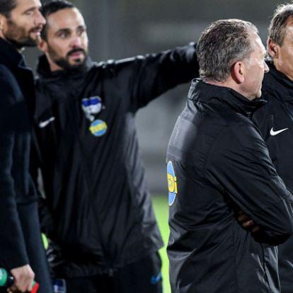Klinsmann radikális változtatásokba kezdett, Petry Zsoltot is lecserélte a Herthánál