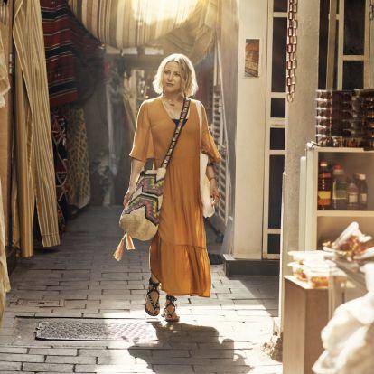 Gwyneth Paltrow, Kate Hudson és Zoe Saldana a sztárjai Dubaj filmjének: Egy sztori szárnyra kap - Blans.hu