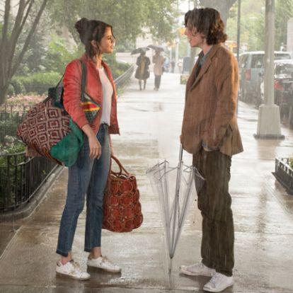 Woody Allen botránya a legjobb, ami az új filmjével történhetett - Kritika az Egy esős nap New Yorkban című filmről
