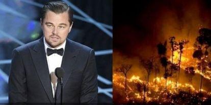 Brazília elnöke szerint Leonardo DiCaprio felelős az amazóniai erdőtüzekért