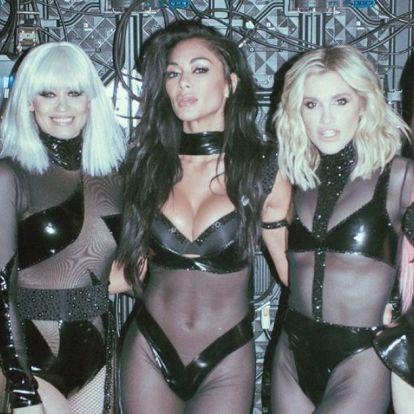 A Pussycat Dolls visszatért.. Dögösebben, mint valaha