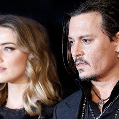 Tovább durvul Johnny Depp és Amber Heard drámája