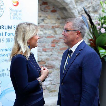 Merünk nagyok lenni - ismét a magyar növekedésről írt Matolcsy