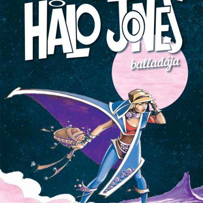 Képregénykritika – Alan Moore: Halo Jones balladája (2019)