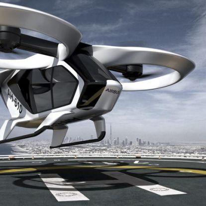 UAM: jönnek a városi repülők?