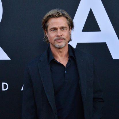 Brad Pitt: Megtanultam megbocsátani magamnak