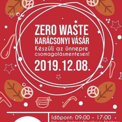 Jön! Jön! Jön! Az első pécsi zero waste karácsonyi vásár!