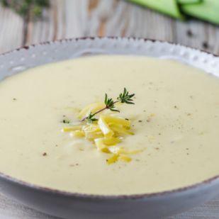 Krumplipüré leves: Egy lépéssel több, mintha köretnek készítenéd