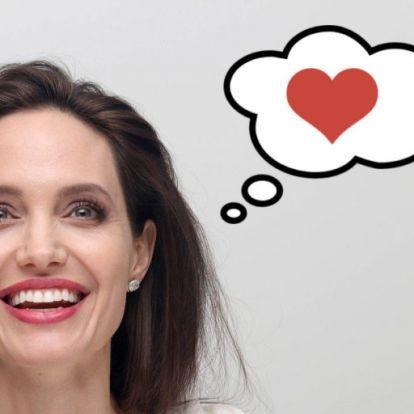 Angelina Jolie egy nővel jött össze?