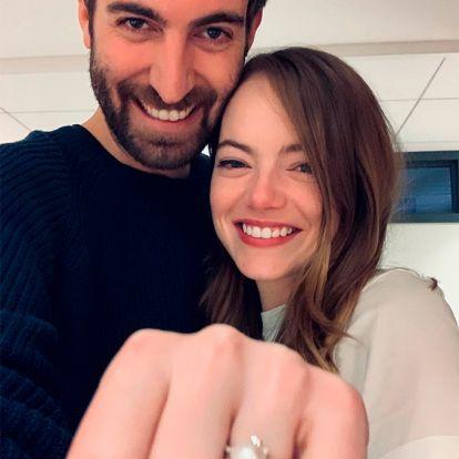 ¡Nueva boda en Hollywood! Emma Stone se casa