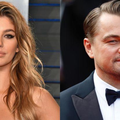 Érdekes dolgot nyilatkozott Leonardo DiCaprio barátnője