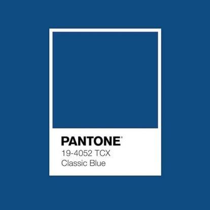 A Classic Blue 2020 színe a Pantone szerint