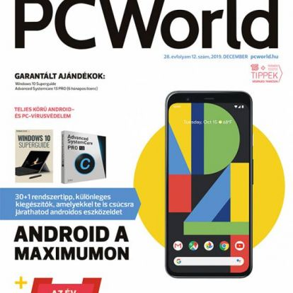 30+1 Android mesterfogás a PC Worldben
