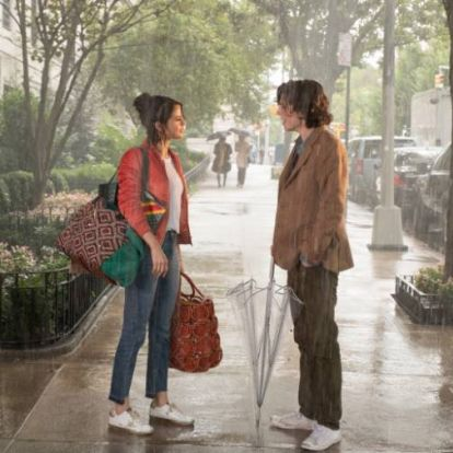 Egy esős nap New Yorkban - Kritika