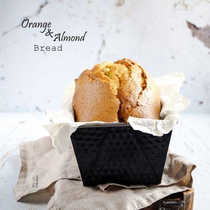 Mandulás édes kenyér