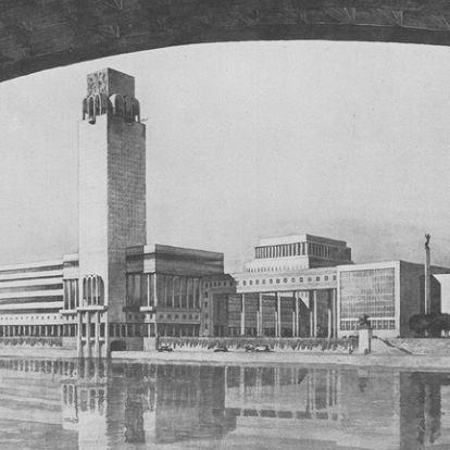 Amikor hatalmas katedrálist terveztek a Szent István parkba - Bolla Zoltán: Újlipótváros építészete, 1861-1945 - könyvajánló