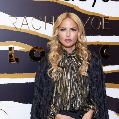 Rachel Zoe's Makeup Tips Will Come In Handy For Your Next Holiday Party
