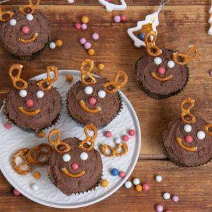 Mentes percek Maresszal: Rudolf-muffin karácsonyra