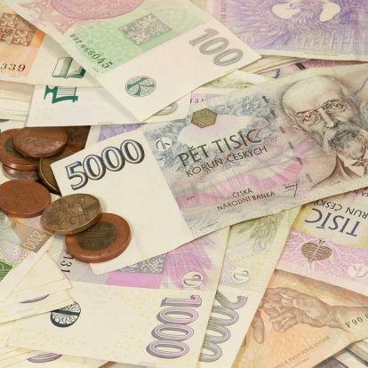 Lassult a kiskereskedelmi forgalom növekedése Csehországban