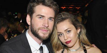 Miley Cyrus y Liam Hemsworth: el año que lo cambió todo