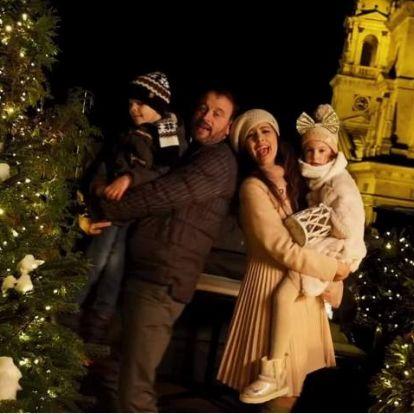 Ördög Nóra és családja is énekel egy új karácsonyi dalban