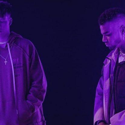 Közös dalt készített Manuel és Kállay-Saunders András