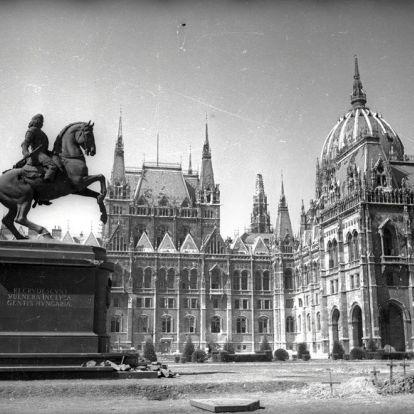 II. Rákóczi Ferenc emlékezete Budapesten