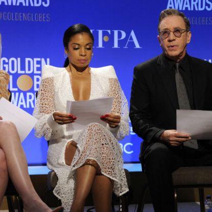 Itt vannak a Golden Globe-díj jelöltjei
