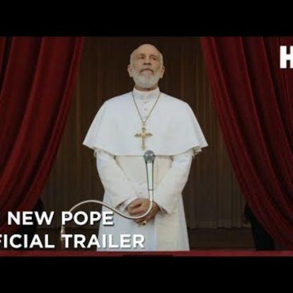 Pápaháború kezdődik az HBO-n jövőre