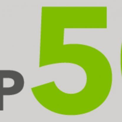Bookline top 50: Frei Tamás, Orvos-Tóth Noémi és Bödőcs a legnépszerűbbek