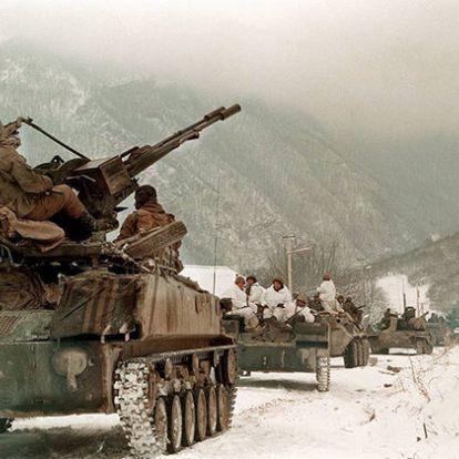 Csak az újabb konfliktust készítette elő a tízezrek életét követelő első csecsen háború