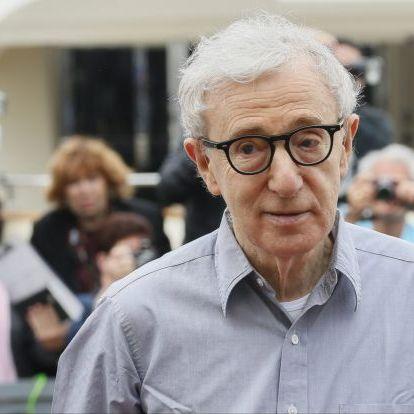 """Woody Allen a Narancsnak: """"nagyon unták Magyarország megszállását"""