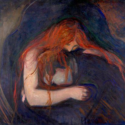 Állandóan viták kereszttüzében álltak Edvard Munch alkotásai