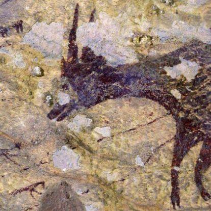 A fejlett művészi kultúra minden jelét mutatja a világ legősibb barlangfestménye