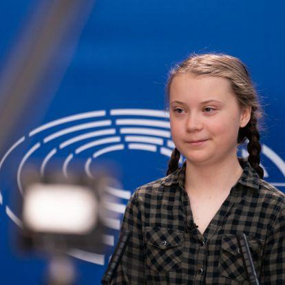 """""""Higgadj le, Greta!"""" – Donald Trump beszólt az év emberének választott Greta Thunbergnek"""