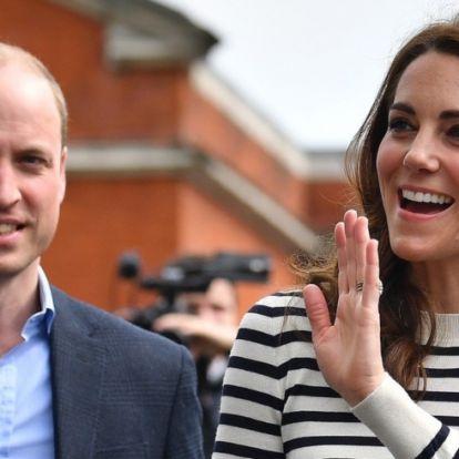 Royal pár még nem tett ilyet: Vilmos és Katalin meglepő dologra készül