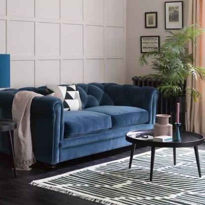 Klasszikus kék inspirációk a lakberendezésben