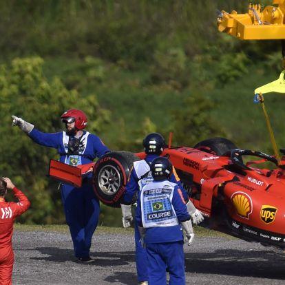 F1: Vettel leosztályozta az idényét