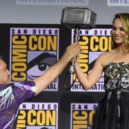 El regreso de Natalie Portman en 'Thor: Love and Thunder' será aún 'más chocante'