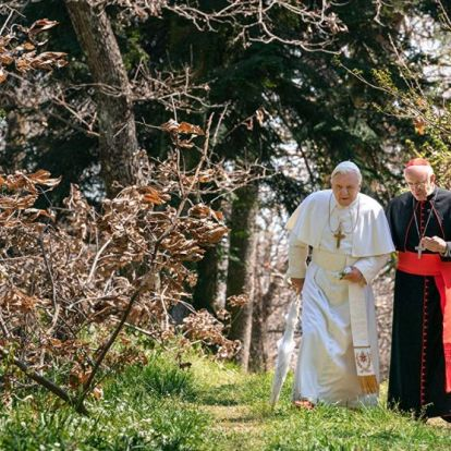 A két pápa (kritika)