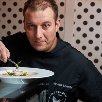 Káposztába töltött harcsa – a ZONA étterem mesterséfjének ajánlásával
