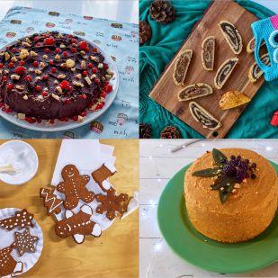 Hello karácsony! A gluténmentes sütés titkai - melyik liszt mit tud?