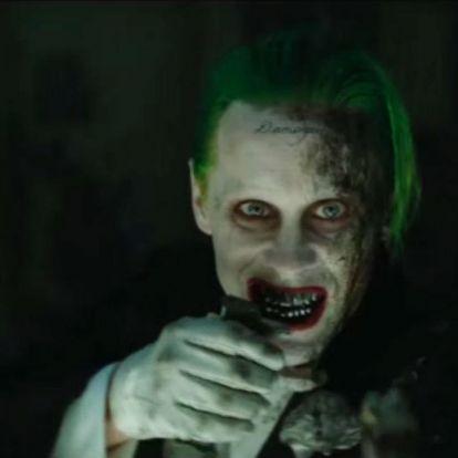 Még eszelősebb lett volna eredetileg Jared Leto Jokere! (fotó) - Mafab.hu