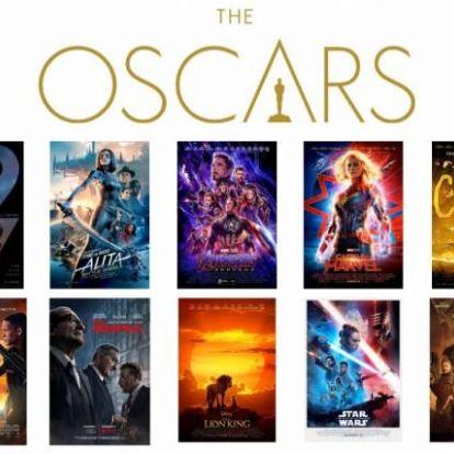 Íme a Legjobb vizuális effektusok Oscar-esélyeseinek szűkített listája