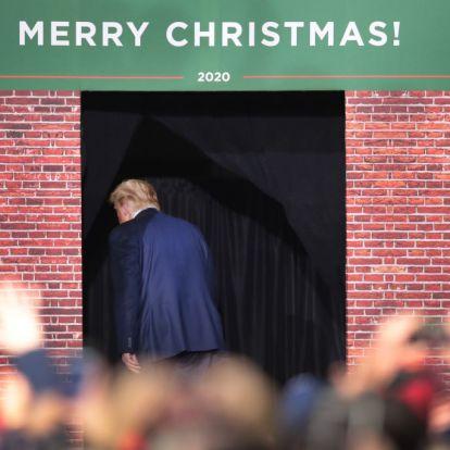 Trump lemondását sürgeti az egyik legnagyobb amerikai keresztény-konzervatív portál