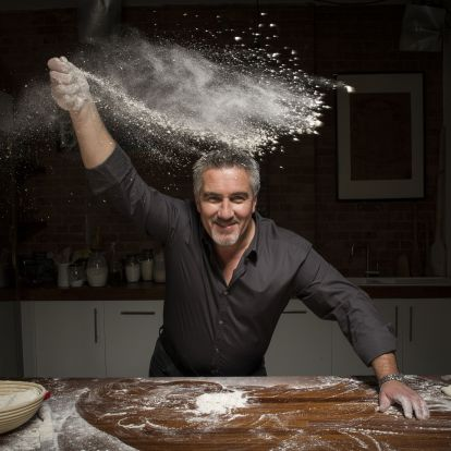 A kenyerek királya: Paul Hollywood