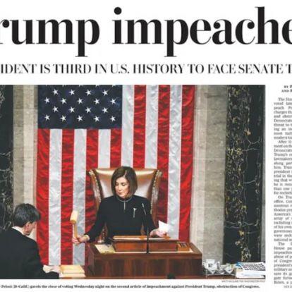 Az elnök vád alatt